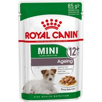 Royal Canin Wet Mini Ageing - 12 x 85g