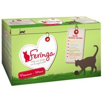 Feringa Pouches 12 x 85g - Trout & Chicken with Potato & Parsley