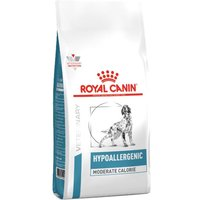 Royal Canin Veterinary Diet Dog - Hypoallergenic Moderate Calorie - 14kg