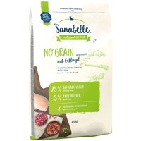 Sanabelle No Grain with Poultry - 10kg