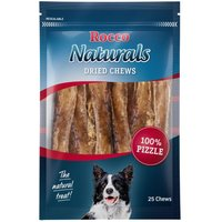Rocco Dried Pizzle - 25 Chews