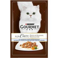 Gourmet A La Carte 24 x 85g - Chicken & Pasta Pearls