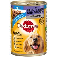 Pedigree Adult Classic 12 x 400g - 3 Meat Selection