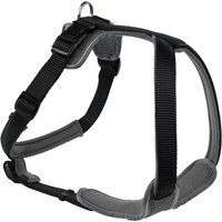 Hunter Neoprene Harness – Black / Grey - Size M: 53-65cm chest circumference