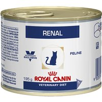 Royal Canin Veterinary Diet Cat - Renal Chicken - 12 x 195g