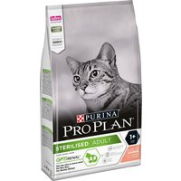 Purina Pro Plan Sterilised Cat Optirenal - Rich in Salmon - 10kg