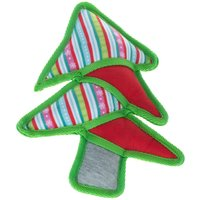Christmas Tree Dog Toy - 1 Toy