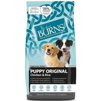 Burns Puppy Original - Chicken & Rice - 12kg