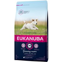 Eukanuba Growing Puppy Small Breed - Chicken - 3kg