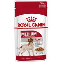 Royal Canin Wet Medium Adult - 10 x 140g