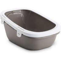 Savic Simba Cat Litter Tray with Sieve - 6 x Bag it Up Jumbo litter tray bags