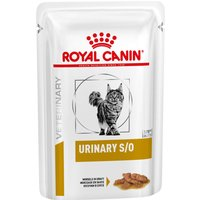 Royal Canin Veterinary Diet Cat - Urinary S/O - 12 x 85g