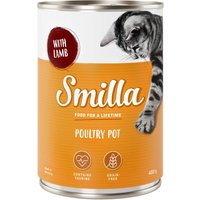Smilla Tender Poultry Mixed Trial Pack - 6 x 400g