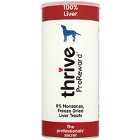 thrive ProReward Liver Dog Treats - 60g
