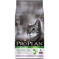Purina Pro Plan Sterilised Cat Optirenal - Rich in Turkey - 10kg