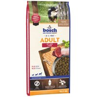 bosch Adult Lamb & Rice Dry Dog Food - 15kg