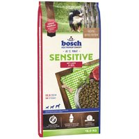 bosch Sensitive Lamb & Rice Dry Dog Food - 15kg