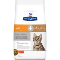 Hill's Prescription Diet Feline k/d+Mobility Kidney+Joint Care - Chicken - 2kg