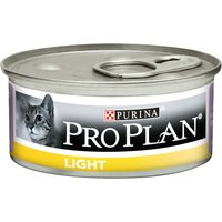Purina Pro Plan Light 24 x 85g - Turkey