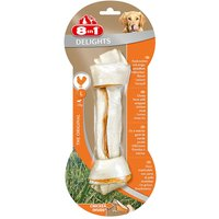 8in1 Delights Chew Bones - Chicken - L (1 Bone)