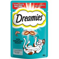 Dreamies Cat Treats 60g - with Beef