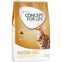 Concept for Life Indoor Cats - 10kg