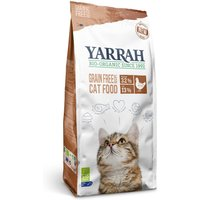 Yarrah Organic Grain Free with Organic Chicken & Fish - 10kg