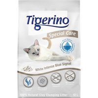 Tigerino Special Care Cat Litter - White Intense Blue Signal - 12 litre