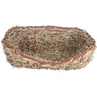 Trixie Grass Bed - For Rabbits: 33 x 26 x 12 cm (L x W x H)