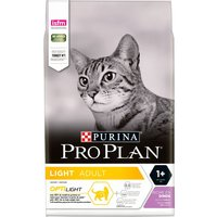 Purina Pro Plan Light Cat Optilight - Rich in Turkey - 10kg