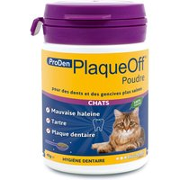 ProDen PlaqueOff Dental Care Powder for Cats - 40g