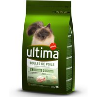 Ultima Hairball Control - Turkey & Rice - 7.5kg