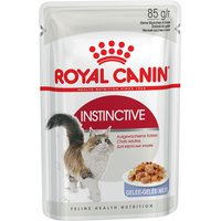 Royal Canin Instinctive in Jelly - 12 x 85g