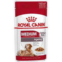 Royal Canin Wet Medium Ageing - Saver Pack: 40 x 140g