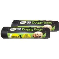 50 Ultimate Doggy Bags Extra Large