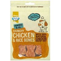 Good Boy Chicken & Rice Bones 100g