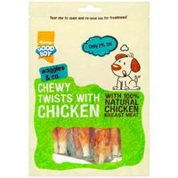 Good Boy Chewy Chicken Twists 100g