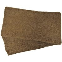 Extra Large Fleecy Pet Mat - Brown