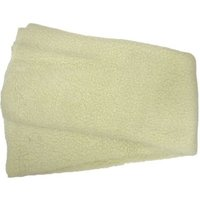Extra Large Fleecy Pet Mat - Cream