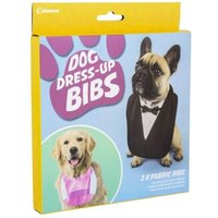 2 Dog Dress Up Bibs