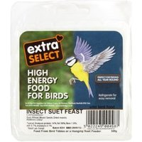 Extra Select Suet Block - Insect