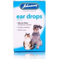 Johnsons Johnson Dog & Cat Ear Drops
