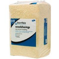 Snowflake Wood Shavings