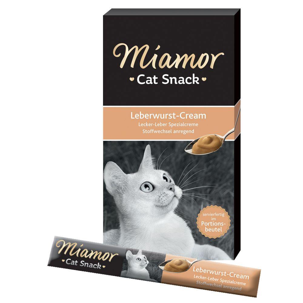 Miamor Cat Snack Liver P