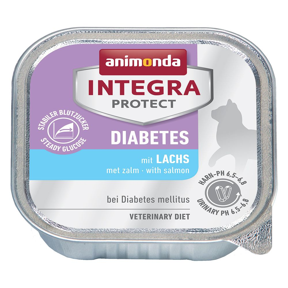 Integra Protect Diabetes 6 x 100g - Beef