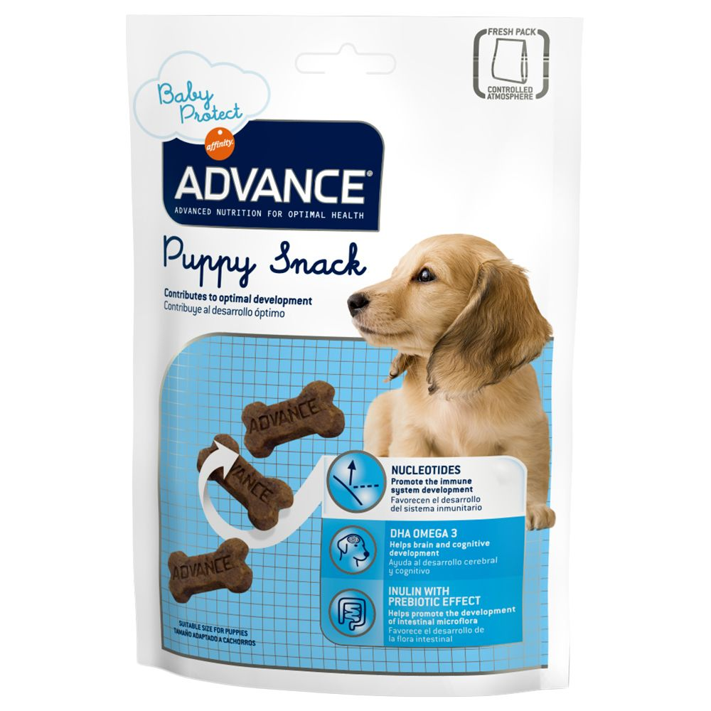 AD Puppy Snack - Saver Pack: 3 x 150g