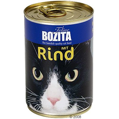 Bozita Canned Food Saver Pack 20 x 410g - Beef