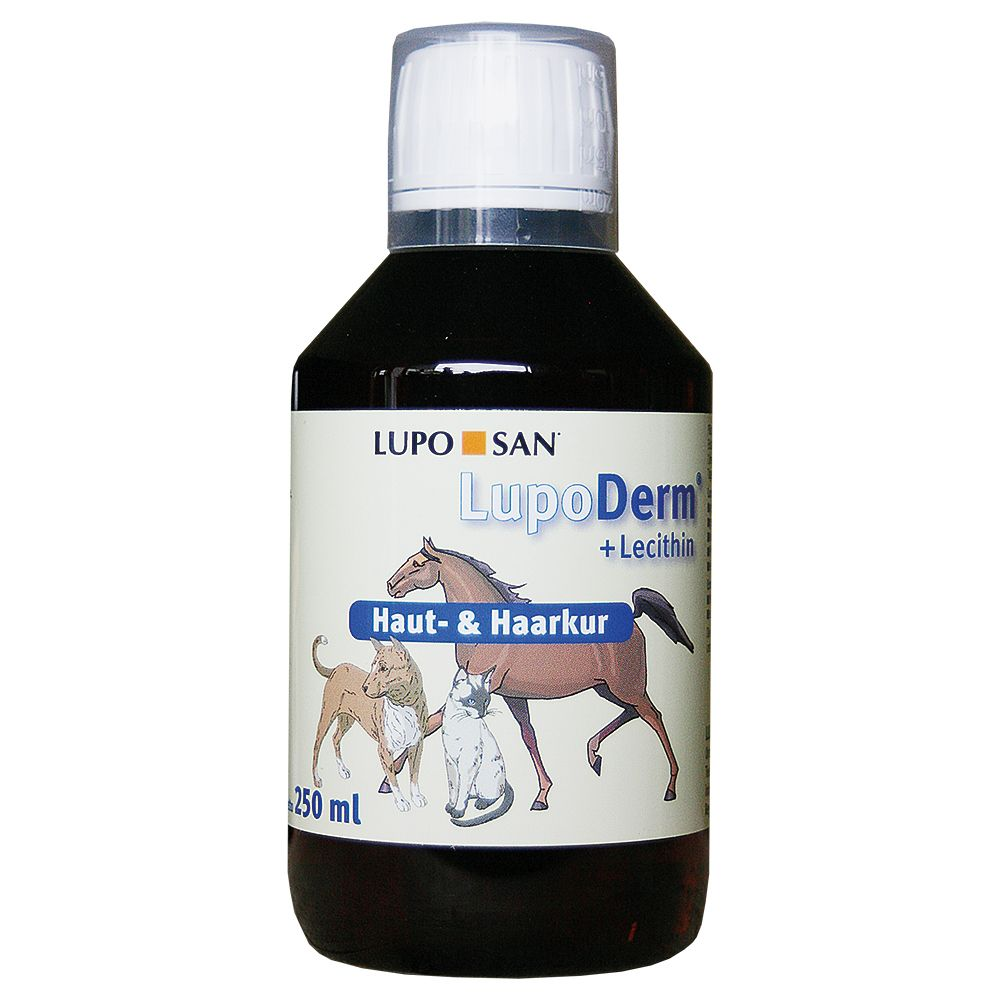 Lupoderm Skin and Coat Treatment - 500ml