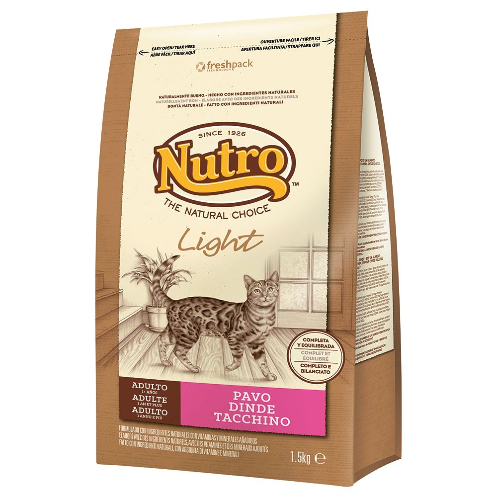 Nutro Natural Choice Light - 1.5kg