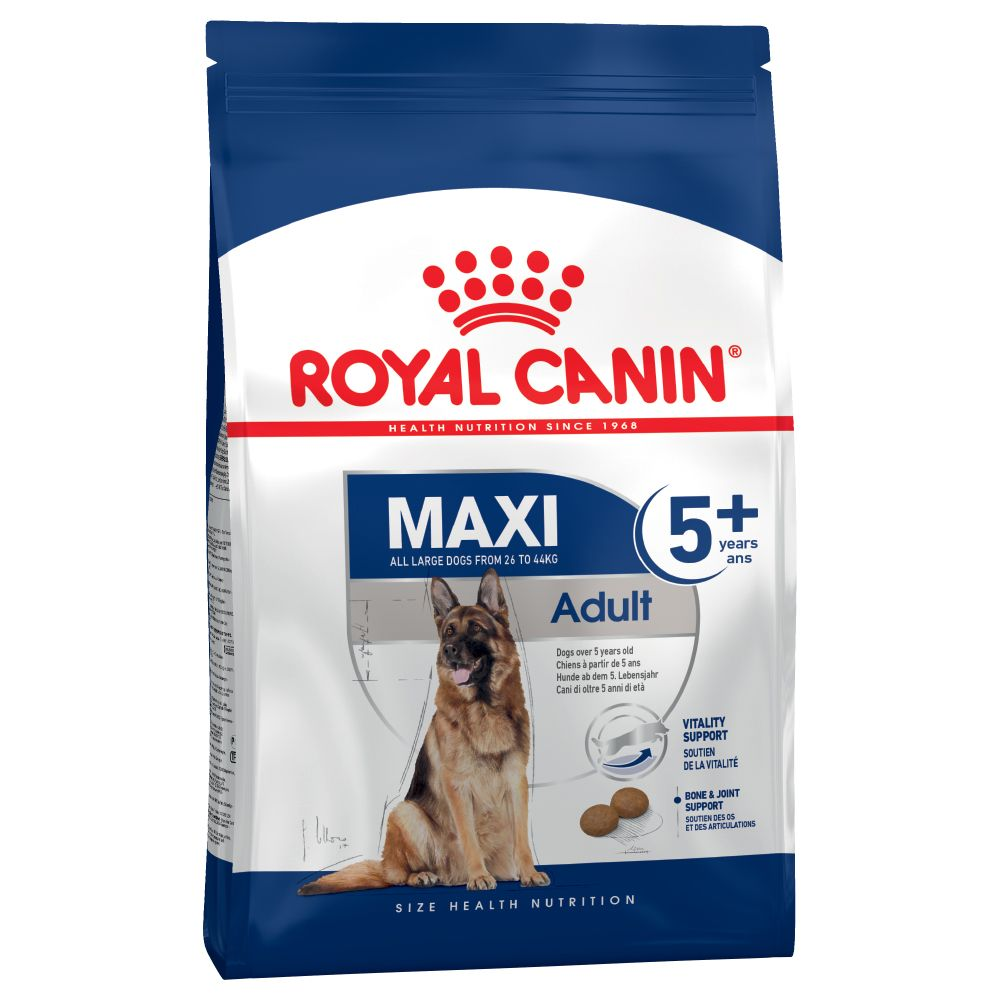 Royal Canin Maxi Adult 5+ - 15kg